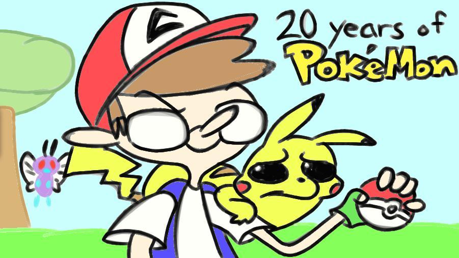 20 years of Pok'emon - Upcoming RetroDaze article by Benjamillion