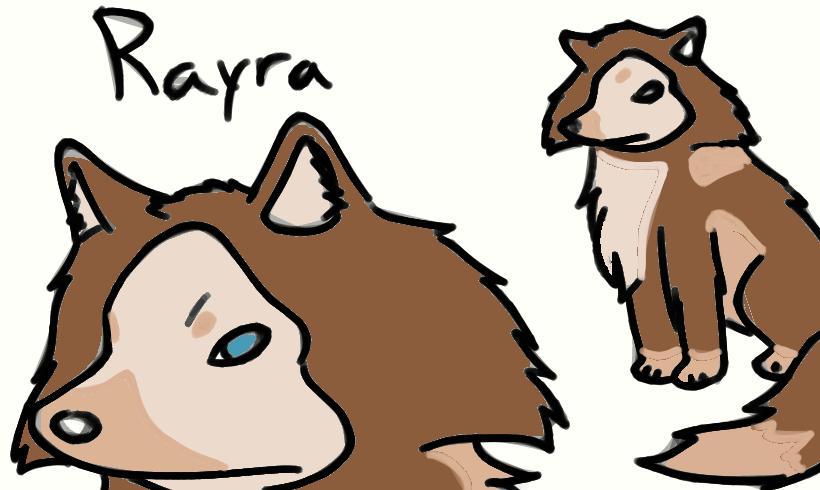 Rayra by Benjamillion