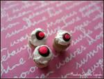 Miniature Sprinkles Cupcake
