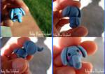 Baby Blue Elephant