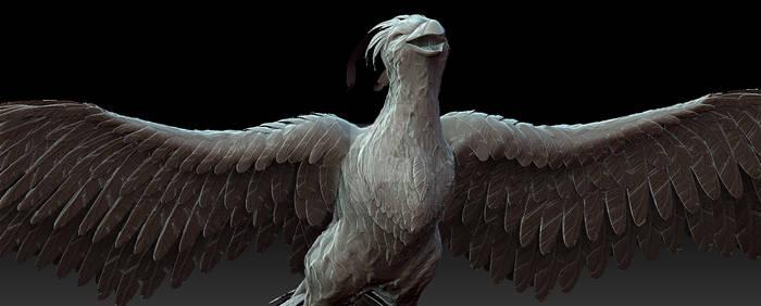 Mythical Sacred Firebird 2