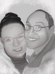 Cousin's portrait