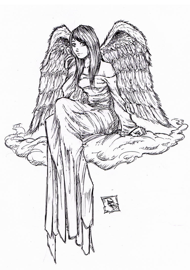 Little Angel by ArucardPL on DeviantArt