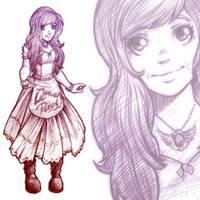 Bonnie Concept Sketch