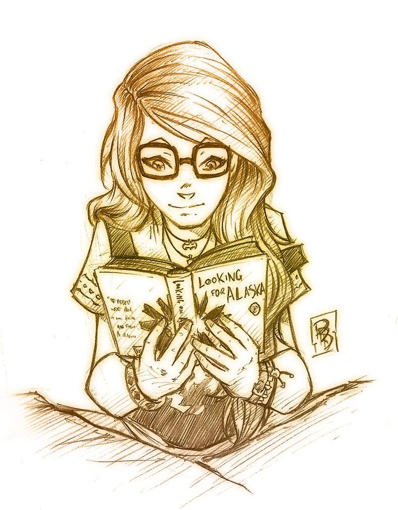 book nerd by arucardpl on deviantart