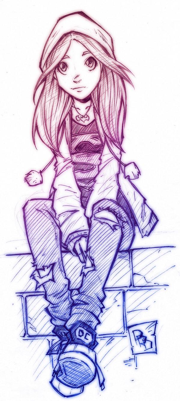 Supergirl by ArucardPL