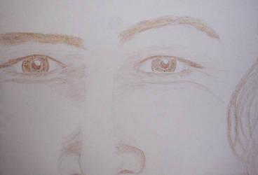 his eyes by 2woelfe