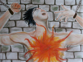 My inner burning - digital by 2woelfe