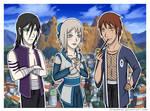 Manda, Katsuyu and Gamabunta