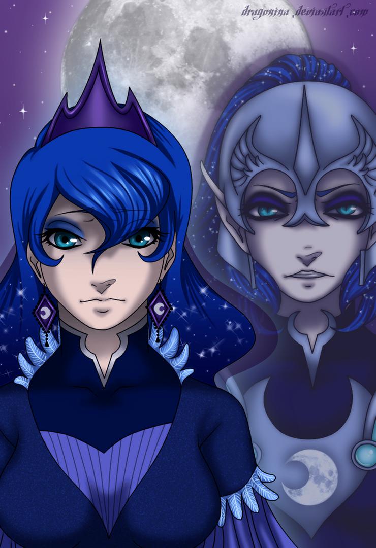 Luna: Nightmares Within by PandorasJukebox
