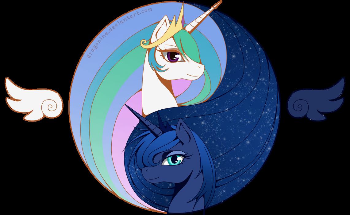 MLP - Day And Night by PandorasJukebox