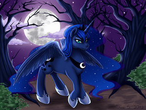 The Mare Of Your Dreams