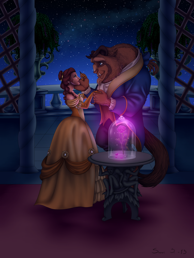 Tale As Old As Time by PandorasJukebox