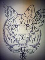 tiger by NatkaCH
