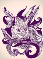 OWl by NatkaCH