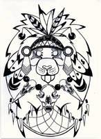 lion by NatkaCH