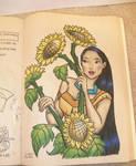 Pocahontas- Coloring Book