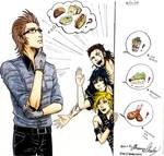 FFXV: What Should I Cook?
