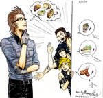 FFXV: What Should I Cook?