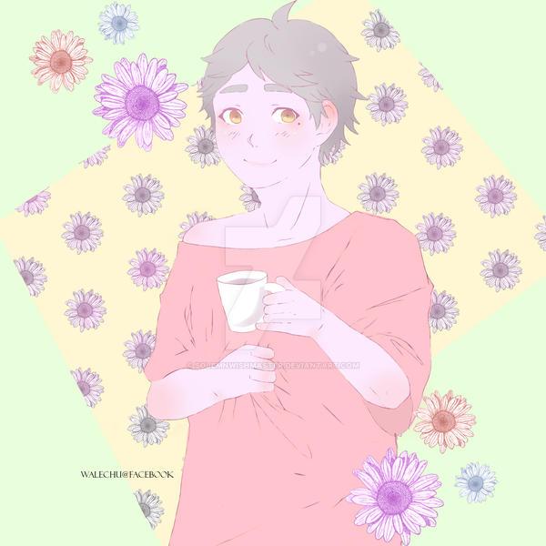 Pastel boy by SolemnWishMaster