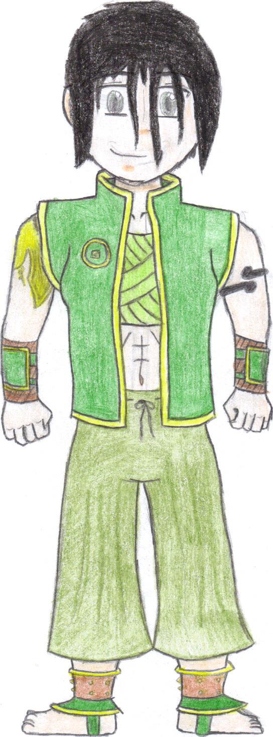General Bei Fong sketch by theblindbandit1
