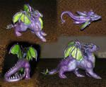 Volumetric dragon