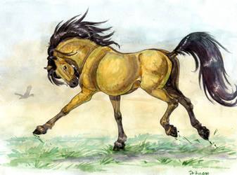 Spirit:Stallion of theCimarron by EsaArts