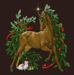 the new year's fir