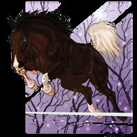 Lilac jump by EsaArts