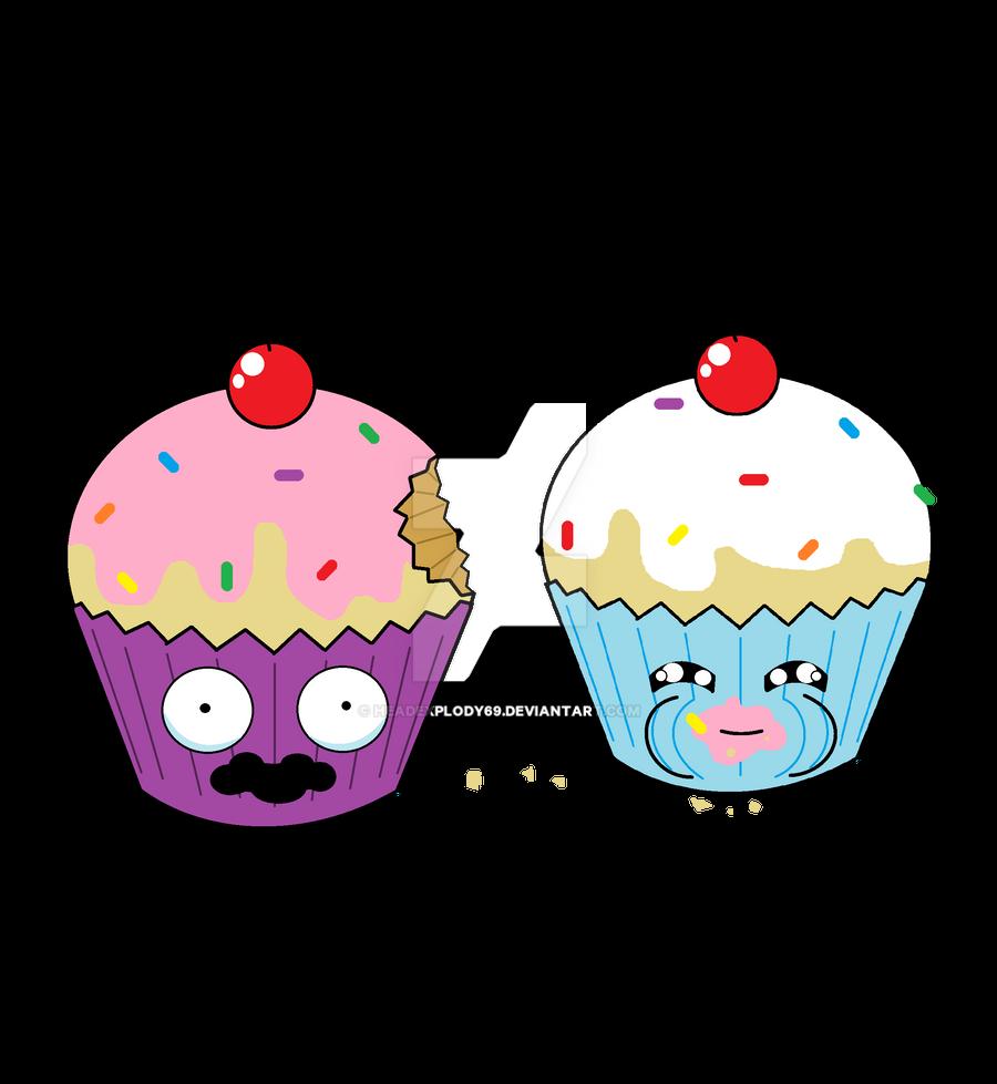 Cupcake cannibal A Girl's