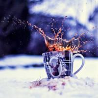 Icy Splash by moriartus