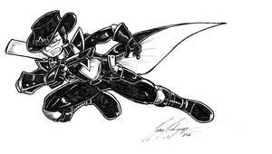 2012 Sketch - New Era Outlaw