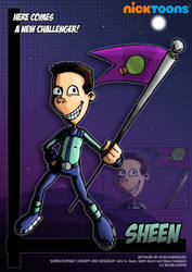 Nicktoons - Sheen Estevez by NewEraOutlaw