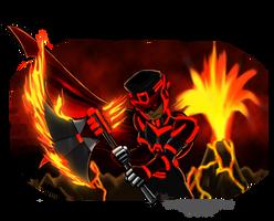 Commander Blaze Design #2