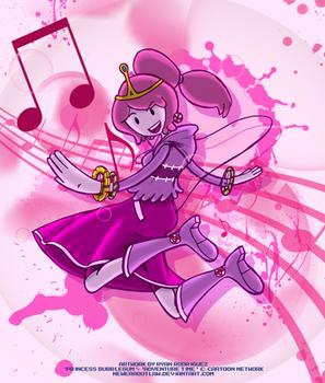 Adventure Time - Bubblegum Beats