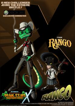 Nicktoons - Rango (X-Box 360 Exclusive)