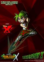 Nicktoons - Tuesday X