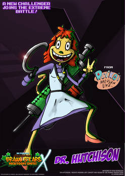 Nicktoons - Dr. Hutchison