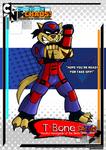 Cartoon Network - T-Bone