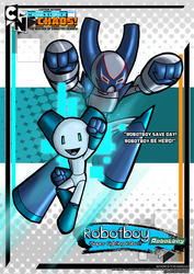 Robotboy by NewEraOutlaw