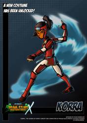 Nicktoons - Korra (Alternate Costume)