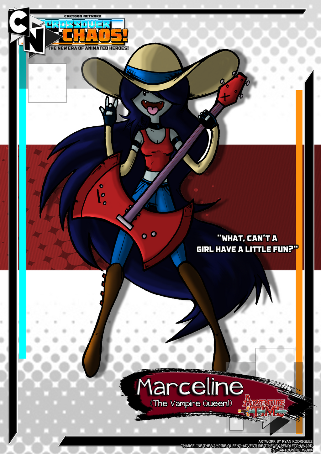 Cartoon Network - Marceline by NewEraOutlaw