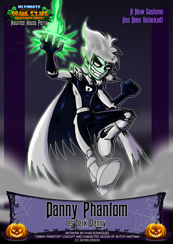 Nicktoons - Danny Phantom (Halloween Costume) by NewEraOutlaw