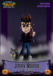 Nicktoons - Jimmy Neutron (Halloween Costume)
