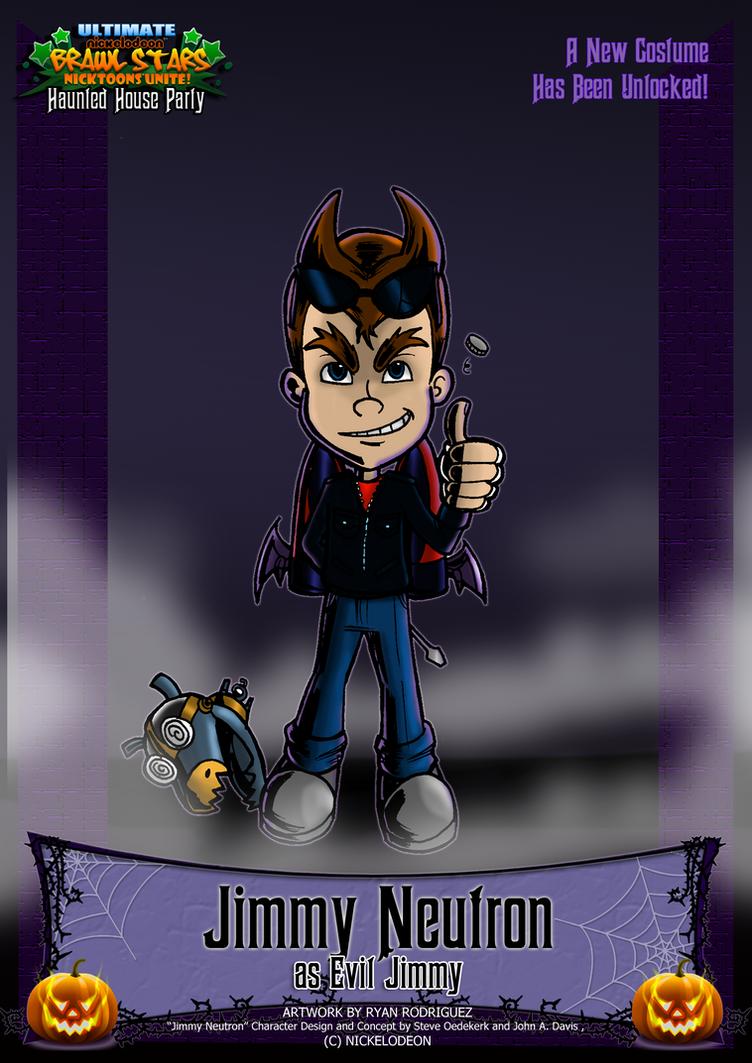 Nicktoons - Jimmy Neutron (Halloween Costume) by NewEraOutlaw