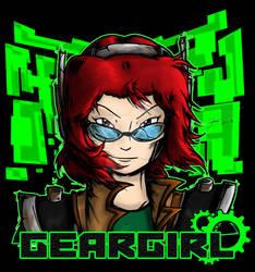 Geargirl Headshot
