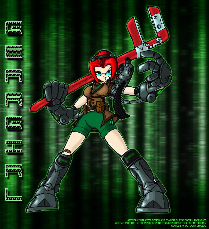 Heeeere's Geargirl by NewEraOutlaw