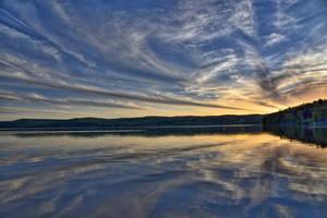 Glimmerglass State Park I by FinelliFotography