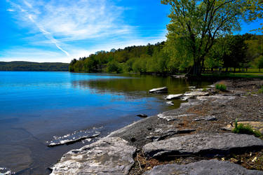 Glimmerglass State Park II by FinelliFotography