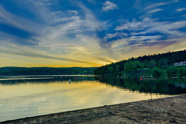 Glimmerglass State Park III by FinelliFotography